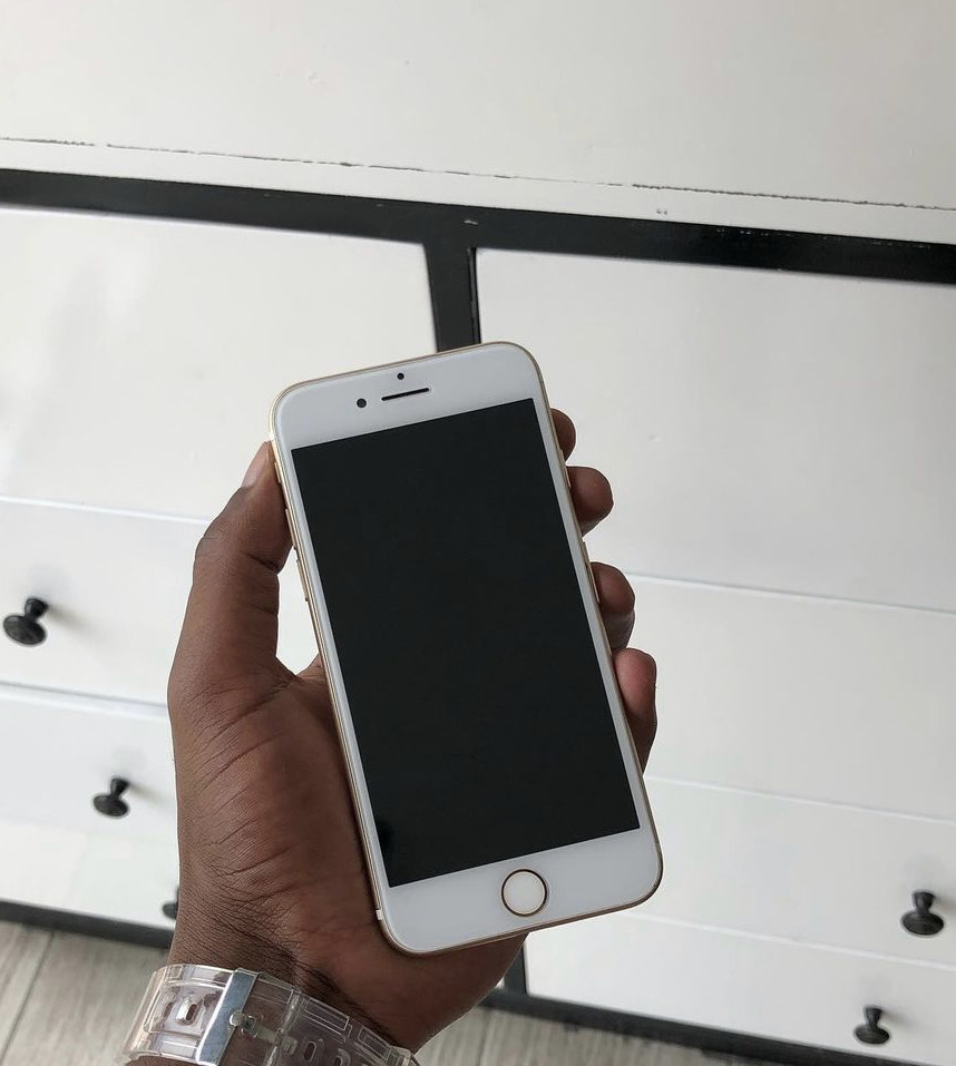 Apple iPhone 7 32 GB Gold   Mobile Phones for sale in Greater Accra, Ashomang Estate